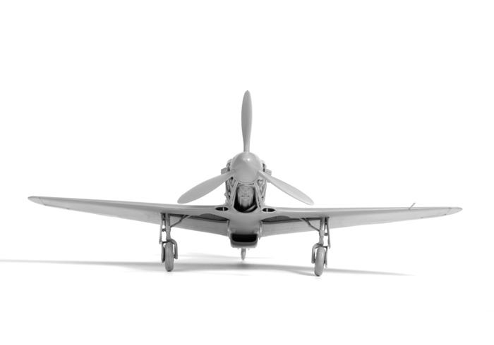 Zvezda Jakovlev Yak-3 (1:48)