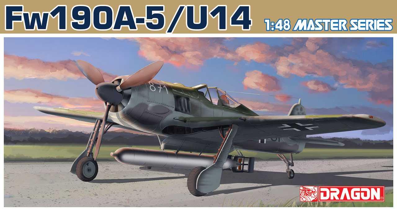 1:48 Focke-Wulf Fw 190 A-5/U14