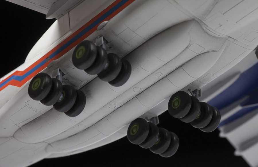 1:144 Iljušin Il-76TD Emercom