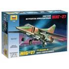 Model Kit letadlo 7228 - MIG-27 (re-release) (1:72)