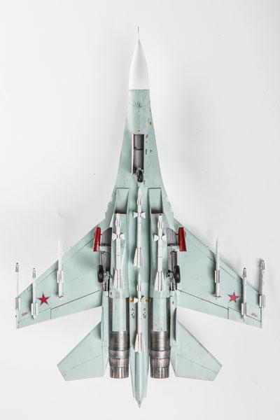 1:72 SU-27SM Flanker B MOD. 1