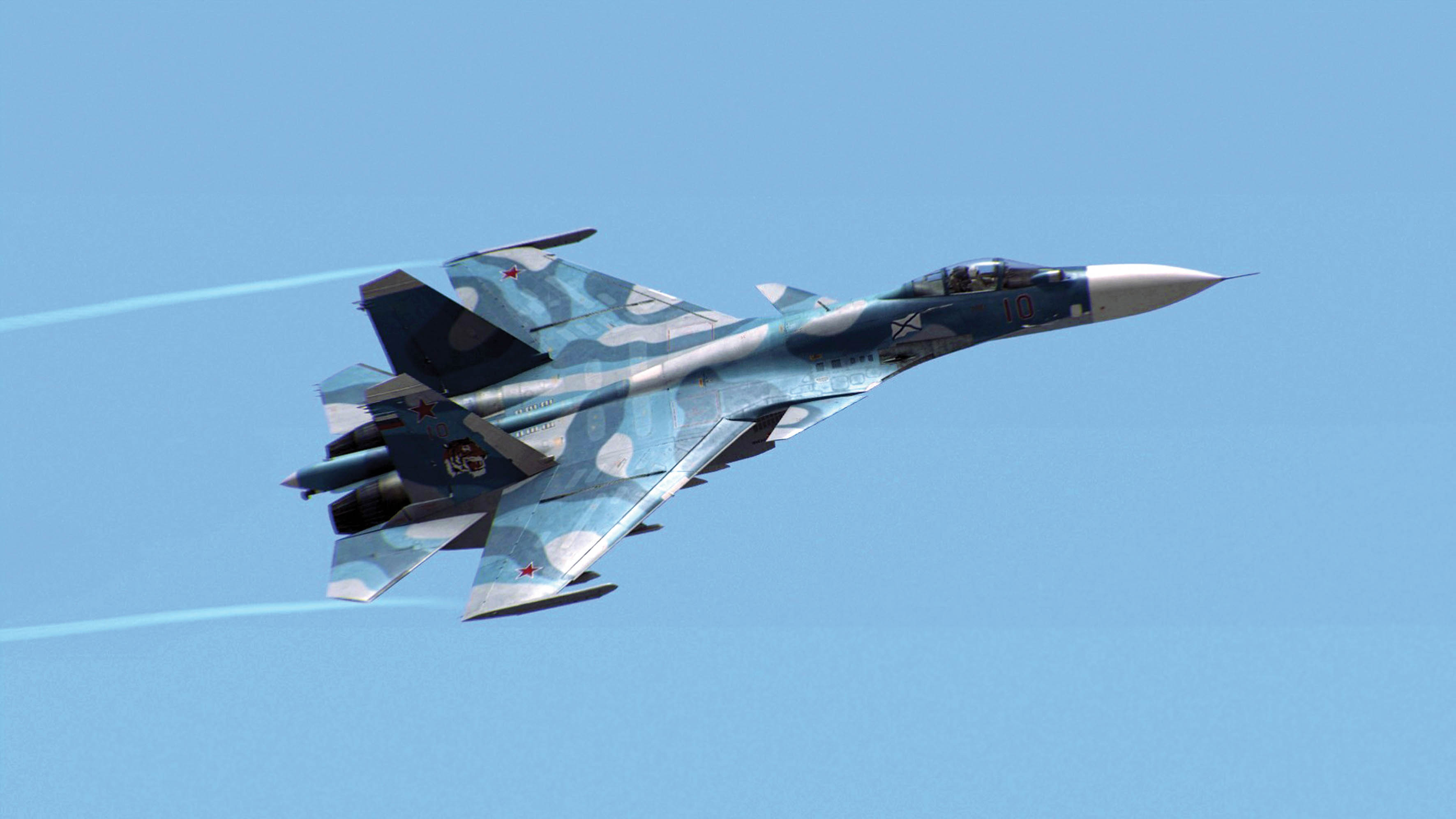 Loading su 33 flanker d carrier based fighter jet su 27 -  1 72 Sukhoi Su 33 Flanker D