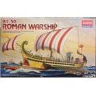 Model Kit loď 14207 - ROMAN WARSHIP CIRCA B.C 50 (1:72)