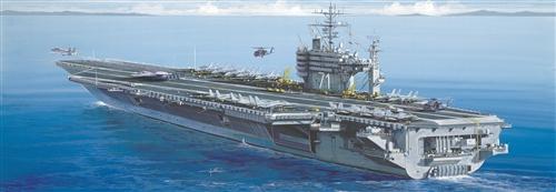 USS.ROOSEVELT CV-71 1/720
