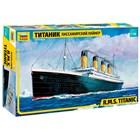 Model Kit lo� 9059 - R.M.S. Titanic (1:700)