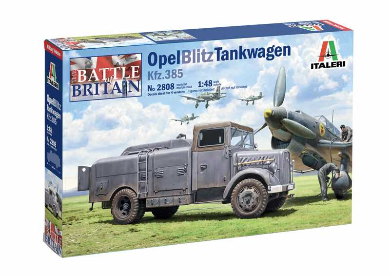 1:48 Opel Blitz Tankwagen Kfz. 385 - Battle of Britain 80th Anniversary