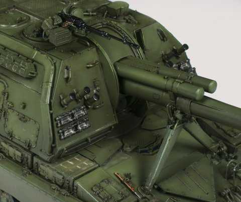 1:35 Russian 152mm Self-Propelled Howitzer MSTA-S