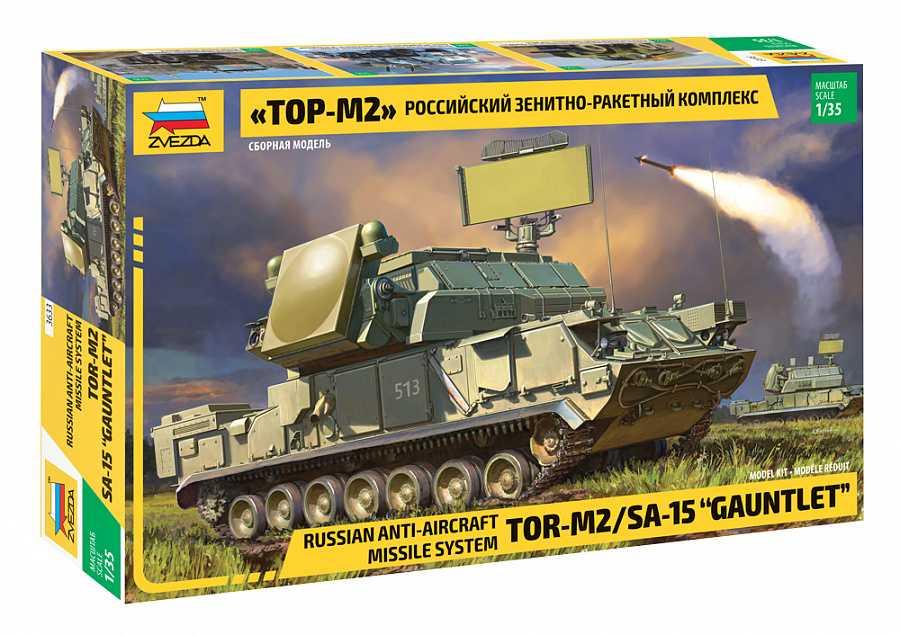 1:35 TOR M2 Missile System