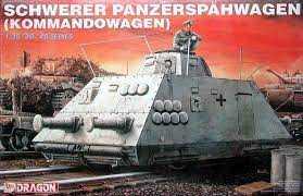 1:35 Schwerer Panzerspahwagen (Kommandowagen)