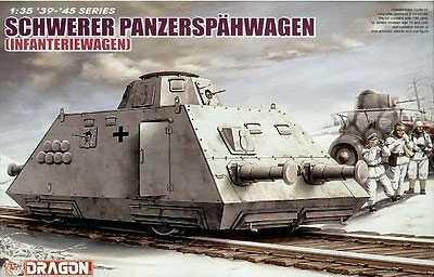 1:35 Schwerer Panzerspahwagen (Infanteriewagen)