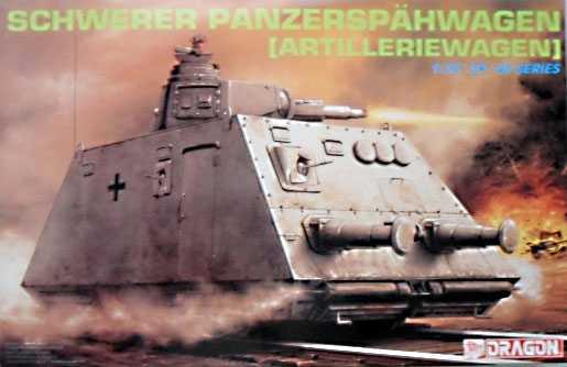 1:35 Schwerer Panzerspahwagen (Artilleriewagen)