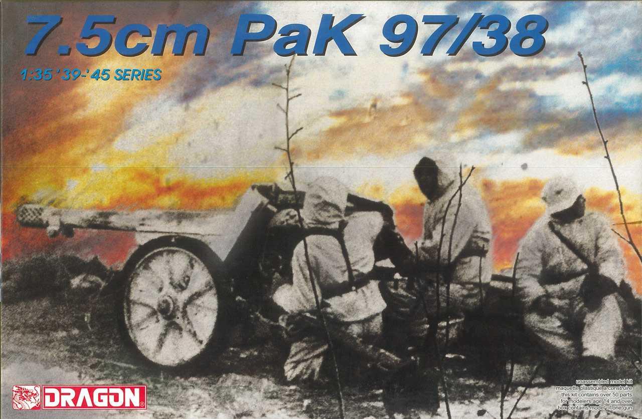 1:35 7.5cm PaK 97/38