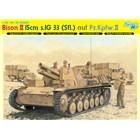 Model Kit military 6440 - BISON II 15cm s.IG 33 (Sfl) auf Pz.Kpfw. II (SMART KIT) (1:35)