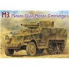 Model Kit military 6467 - M3 75mm GUN MOTOR CARRIAGE (SMART KIT) (1:35)