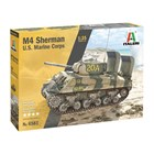 Model Kit military 6583 - M4 SHERMAN U.S. MARINE CORPS (1:35)