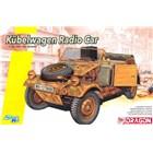 Model Kit military 6886 - Kubelwagen Radio Car (1:35)