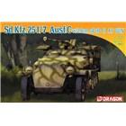 Model Kit military 7315 - Sd.Kfz.251/7 Ausf.C w/2/8cm sPzB41 AT Gun (1:72)