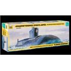 Model Kit ponorka 9058 - Borey-Class Nuclear Submarine