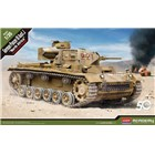 Model Kit tank 13531 - German Panzer III Ausf.J
