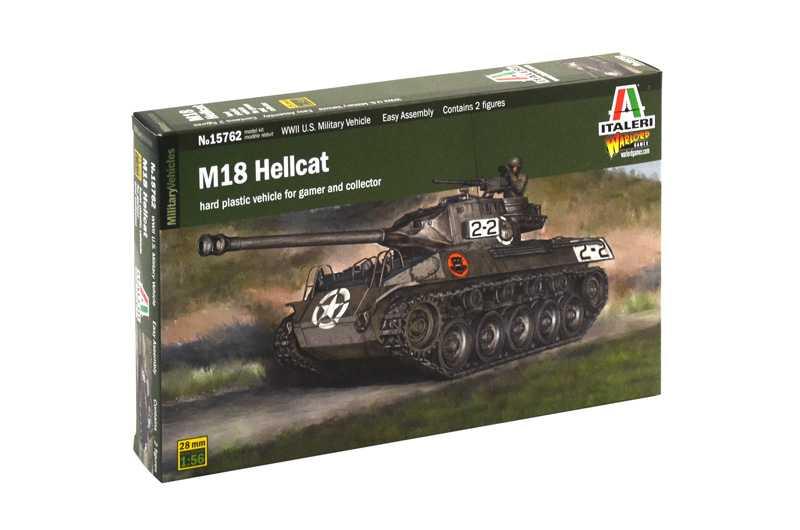 1:56 M18 HELLCAT