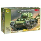 Model Kit tank 3539 - KV-1 SOVIET HEAVY TANK (1:35)