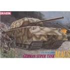 Model Kit tank 6007 - GERMAN SUPER TANK