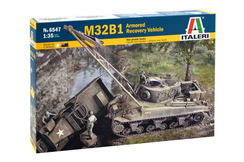 Náhled produktu - 1:35 M32B1 Armored Recovery Vehicle