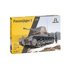 Model Kit tank 6577 - Panzerjager I (1:35)