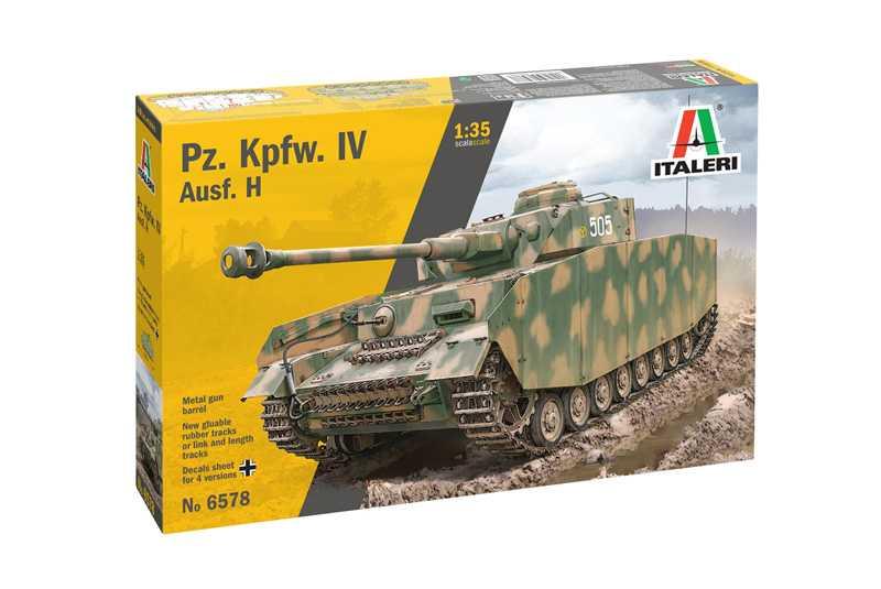 1:35 Pz.Kpfw.IV Ausf.H