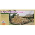 Model Kit tank 6611 - Pz.kpfw.IV Ausf. H Mid Production w/ Zimmerit (1:35)