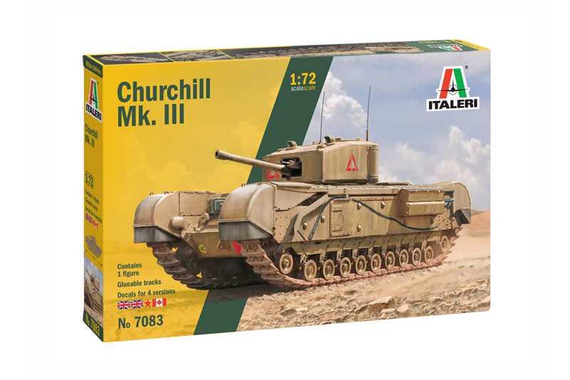 1:72 Churchill Mk.III