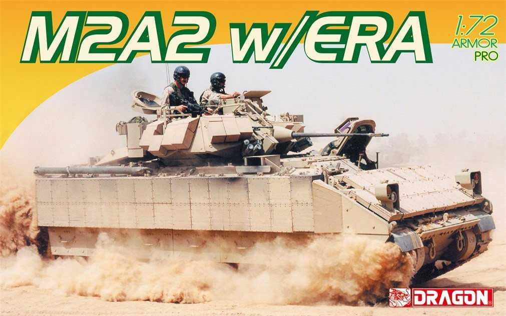 1:72 M2A2 w/ ERA