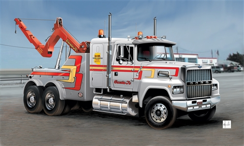 Model Kit truck 3825 - US WRECKER TRUCK (1:24)