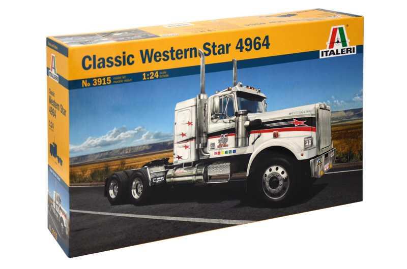 1:24 CLASSIC WESTERN STAR