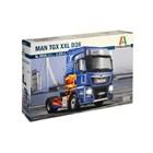 Model Kit truck 3916 - MAN TGX XXL D38 (1:24)