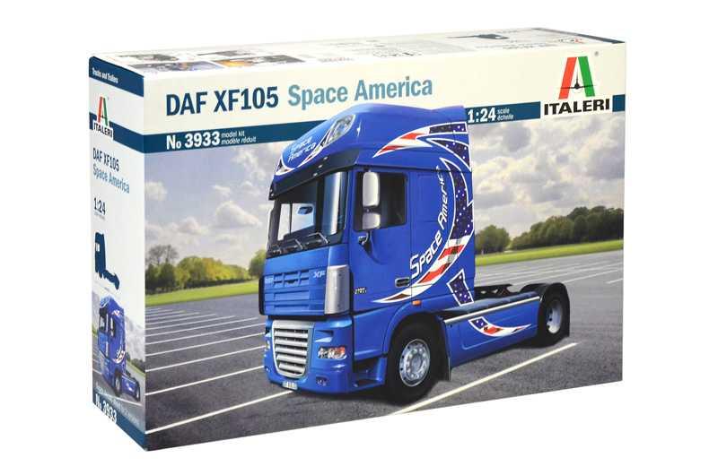 1:24 DAF XF105 Space America