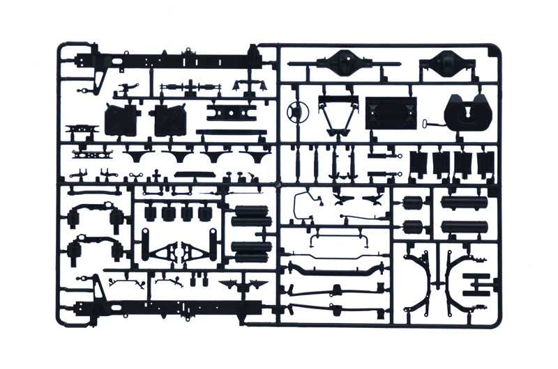 1:24 Mercedes-Benz Actros MP4 Giga Space