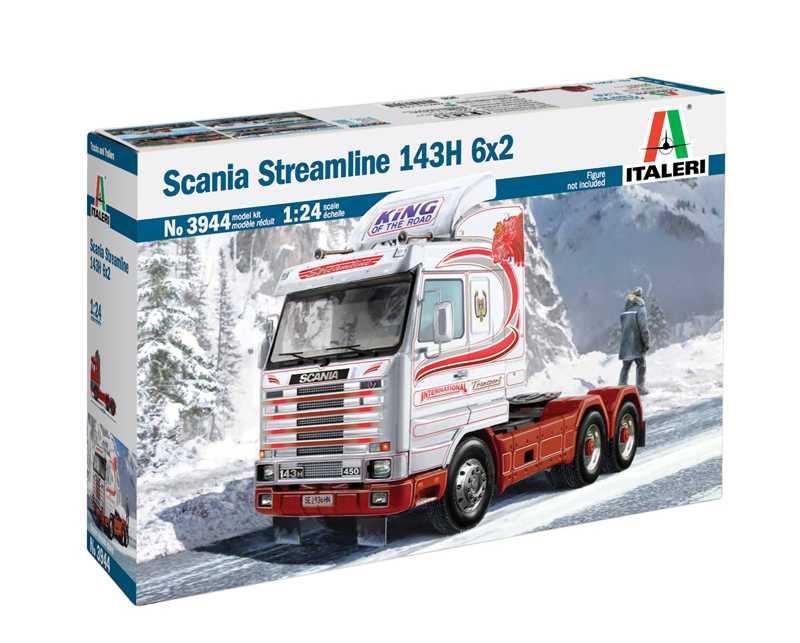1:24 Scania Streamline 143H 6×2