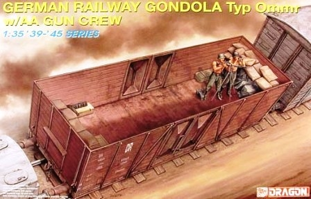 1:35 GERMAN RAILWAY GONDOLA