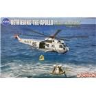 Model Kit vrtulník 11026 - Apollo Recovery SH-3D