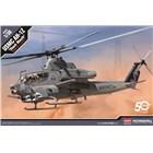 Model Kit vrtulník 12127 - USMC AH-1Z