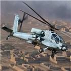 Model Kit vrtulník 12129 - AH-64A ANG
