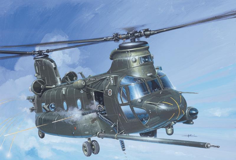 1:72 Chinook MH-47E SOA