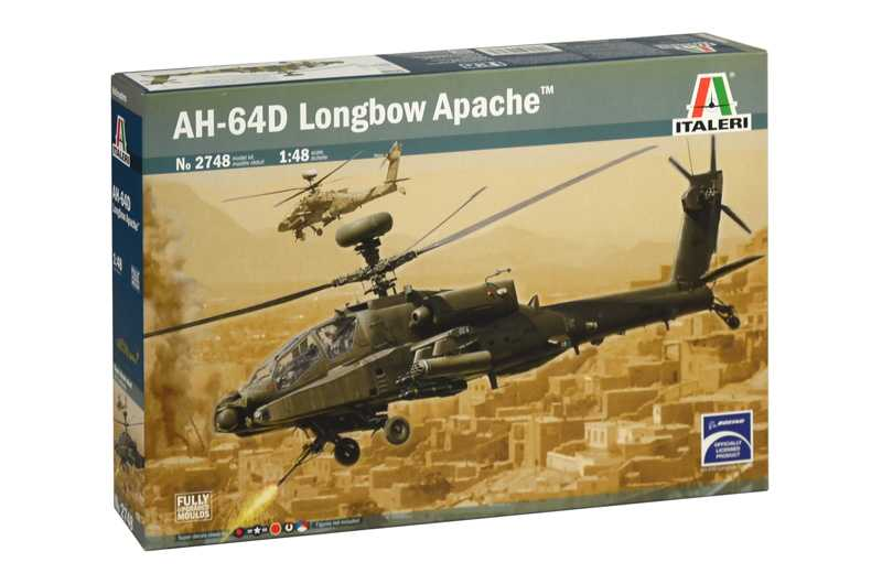 View Product - 1:48 AH-64D Longbow Apache