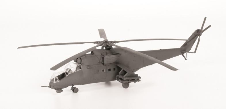 Zvezda MIL MI-35 (1:72)