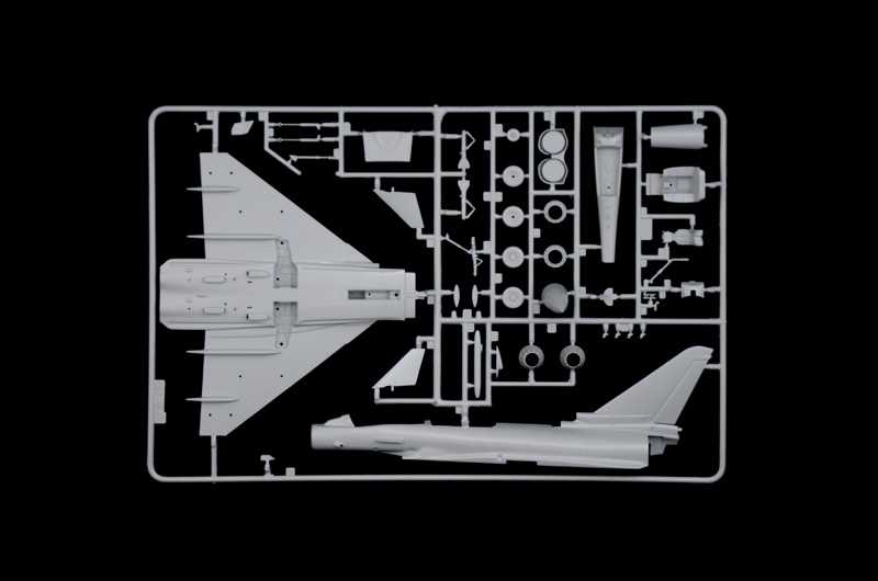 1:72 Eurofighter 2000 Typhoon (Model Set)