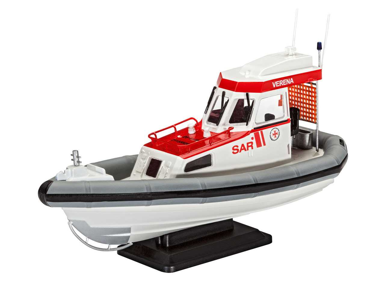 1:72 Rescue Boat DGzRS VERENA (Model Set)