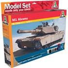 Model Set tank 77001 - 1:72 M1 Abrams (1:72)