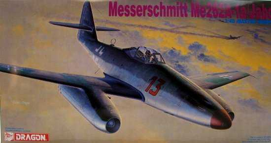 1:48 Messerschmitt Me 262 A-1a/Jabo