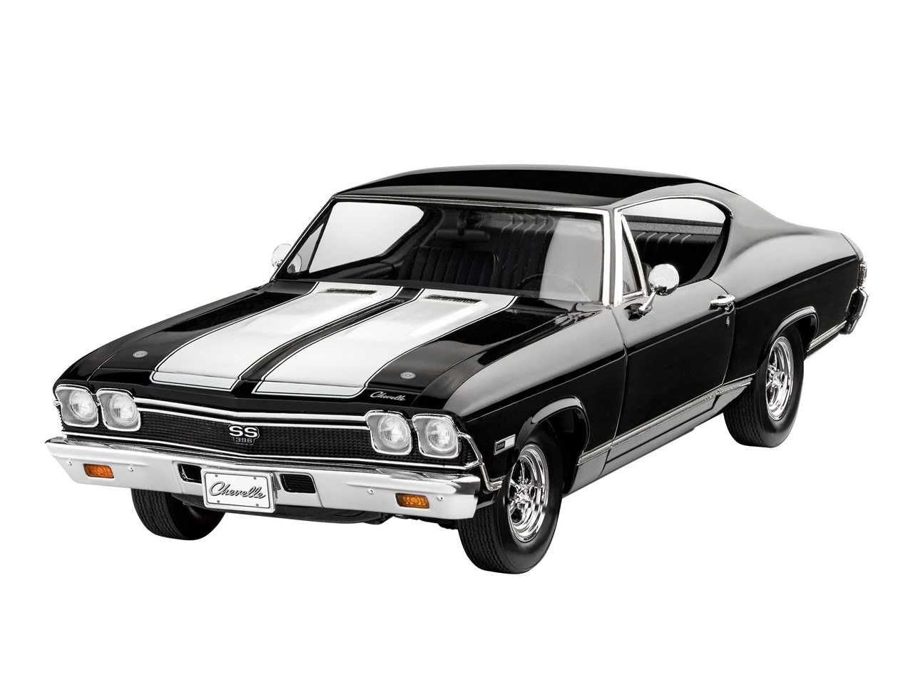 1:25 Chevy Chevelle SS 396, 1968 (Model Set)